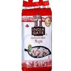 India Gate Broken Basmati Rice Bag Mogra 5 Kg