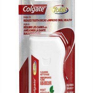 Colgate Dental Floss Total 1 Pc