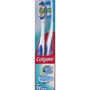 Colgate Toothbrush 360 Surround Soft 1 Nos Pouch