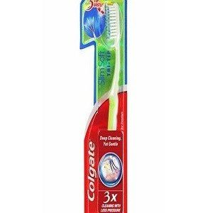Colgate Toothbrush SlimSoft Tri Tip 3 Pcs Buy 2 Get 1 Free