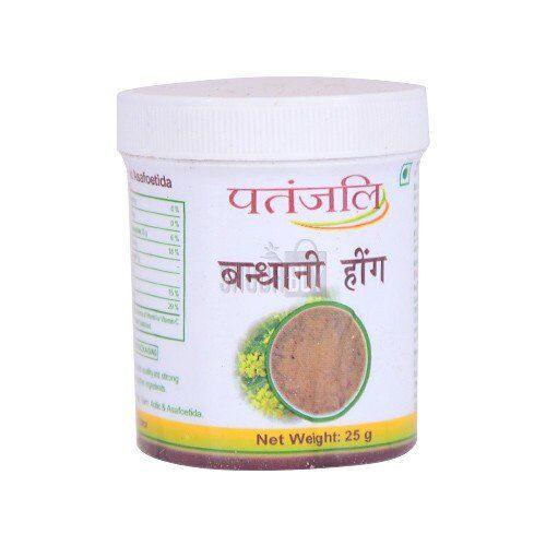 Patanjali Bandhani Hing 25 Grams