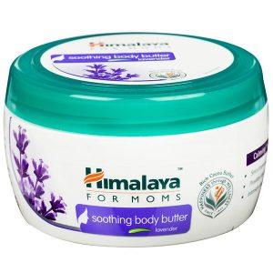 Himalaya For Moms Soothing Body Butter Lavender 50 Ml