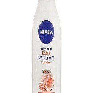 Nivea Body Lotion Extra Whitening SPF 15 200 Ml