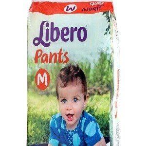 Libero Open Diapers M, 20 pc