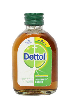 Dettol Antiseptic Liquid, 60 ml