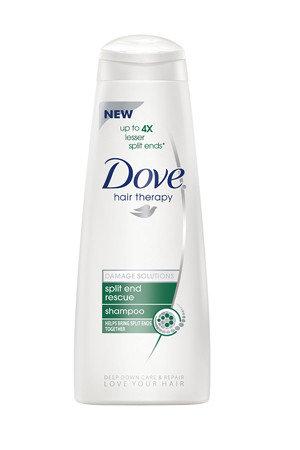 Dove Shampoo Split End Rescue 180 Ml