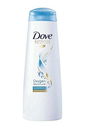 Dove Shampoo Oxygen Moisture 180 Ml Bottle