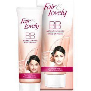 Fair & Lovely Face Cream – BB, 18 gm Tube