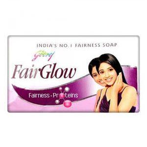 Godrej Bathing Soap Fair Glow 75 Grams Pack Of 6