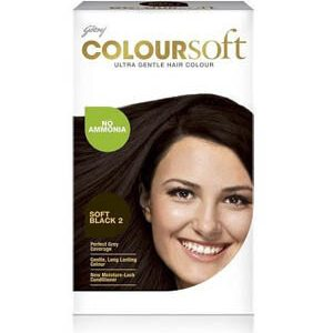 Godrej Color Soft Hair Colour Soft Black 40 Ml