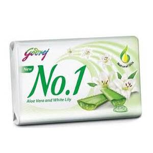 Godrej No 1 Bathing Soap Aloe Vera And White Lily 100 Grams Buy 3 Get 1 Free