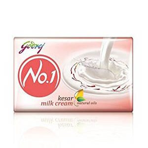 Godrej No 1 Bathing Soap Kesar And Milk Cream 150 Grams Buy 3 Get 1 Free