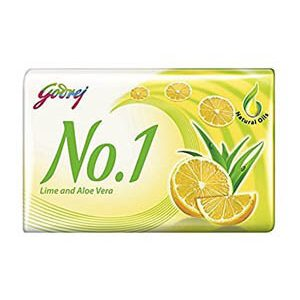 Godrej No 1 Bathing Soap Lime And Aloe Vera 125 Grams Buy 4 Get 1 Free