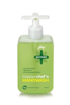 Godrej Protekt Hand Wash Masterchefs 800 Ml