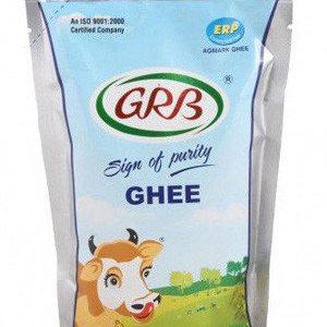 Grb Ghee, 1 ltr Pouch