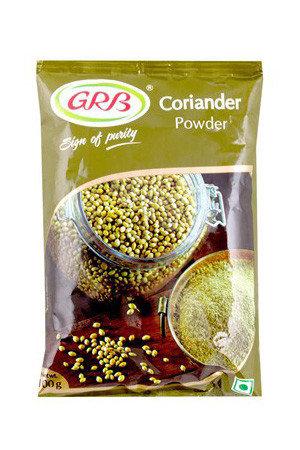 Grb Powder – Coriander, 100 gm Pouch