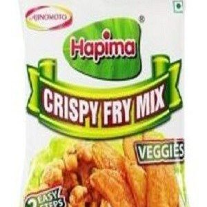 Hapima Crispy Fry Mix Viggies 35 Grams