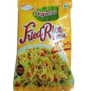 Hapima Fried Rice Mix Masala 19 Grams