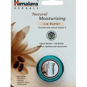 Himalaya Lip Butter Natural Moisturizing 10 Grams Pouch