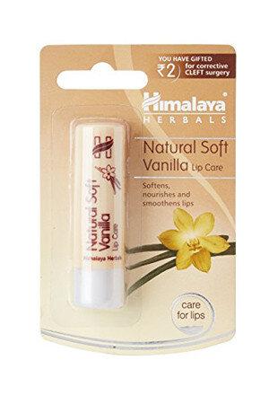 Himalaya Lip Care Natural Soft Vanilla 4.5 Grams