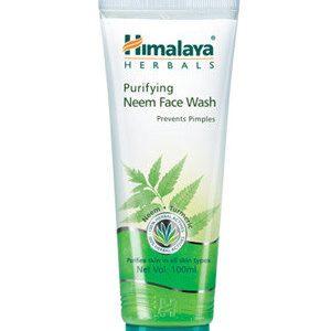 Himalaya Face Wash Purifying Neem 100 Ml Tube