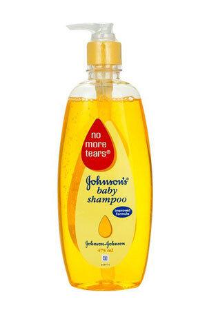 Johnson & Johnson Baby Shampoo 475 ml