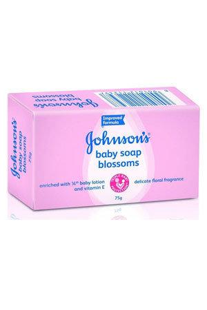 Johnson & Johnson Baby Soap – Blossoms, 75 gm
