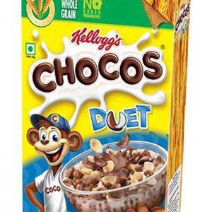 Kellogg's Chocos Duet, 125g