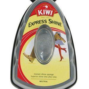 Kiwi Express Shine Sponge-Neutral, 7 Ml
