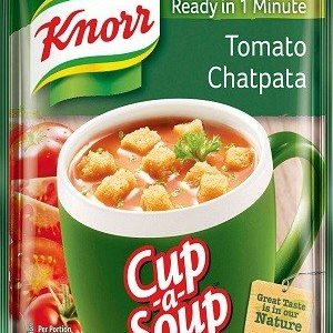 Knorr Instant Tomato Chatpata Cup-A-Soup, 16 gm