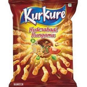 Kurkure Namkeen Hyderabadi Hungama 21.5 gm