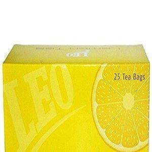 Leo Coffee Lemon Tea 50 Grams