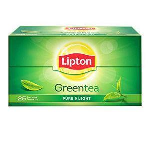 Lipton Green Tea - Pure & Light, 25 pcs
