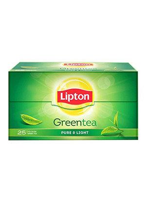 Lipton Green Tea Pure And Amp Light 10 Bags