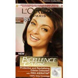 Loreal Paris Excellence Creme Hair Colour Pro Keratin 100 Grams Bottle