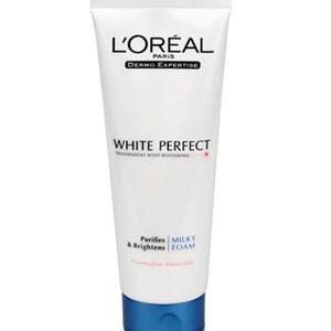 Loreal Paris Facial Foam White Perfect 50 Ml Box