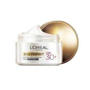 Loreal Paris Skin Perfect Anti Fine Lines Cream Age 30 Plus 18 Grams