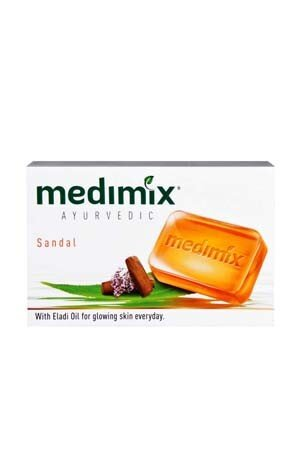 Medimix Sandal Soap 75 Grams Carton