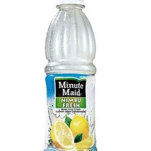 Minute Maid Fruit Juice - Nimbu Fresh, 400 Ml