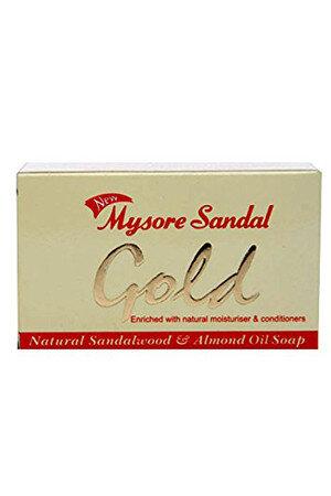 Mysore Sandal Bathing Soap Gold 125 Grams