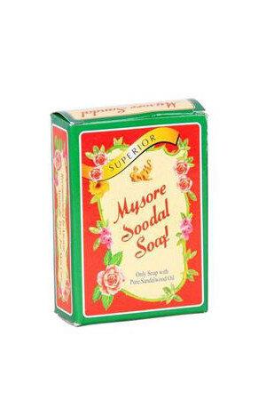 Mysore Sandal Bathing Soap 125 Grams Carton