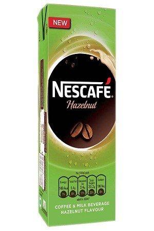 Nescafe Coffee Milk Beverage Intense Cafe 180 Ml