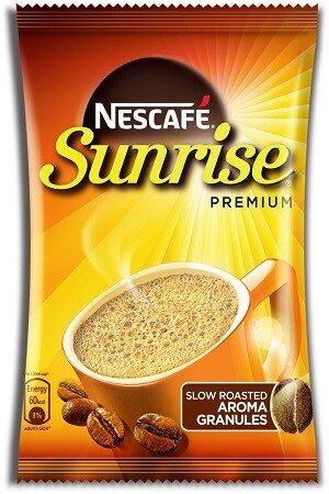 Nescafe Sunrise Coffee Instant 8.5 Grams Pouch