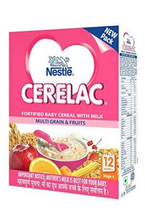 Nestle Cerelac Stage 4 Multi Grain&Fruits 300 gm Carton