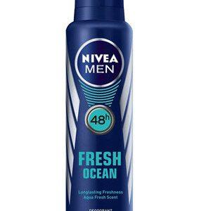 Nivea Deodorant Fresh Ocean For Men 150 Ml