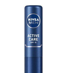 Nivea Men Lip Balm Active Care 4.8 Grams