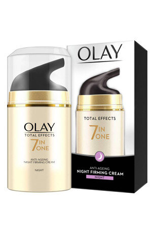Olay Total Effect 7 IN 1 Anti Ageing Night Skin Cream 50 Grams