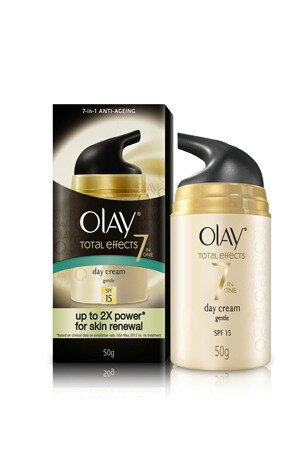Olay Total Effect 7 In 1 Anti Ageing Day Cream Normal SPF 15 50 Grams