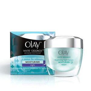 Olay White Radiance Advanced Whitening Day Cream 50 Grams Bottle