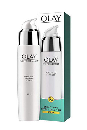 Olay White Radiance Intensive Lotion 75 Ml Bottle